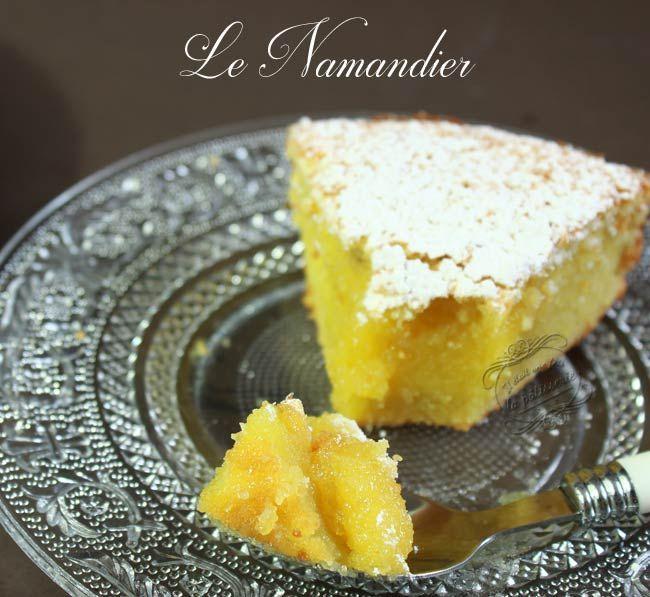 le namandier, ou gâteau aux amandes sans gluten | recettes de