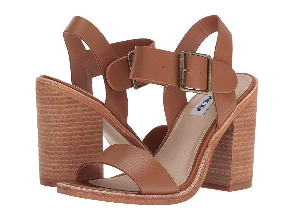 2b5fc0c7ce4 Steve Madden Castro Women s Shoes Cognac Leather