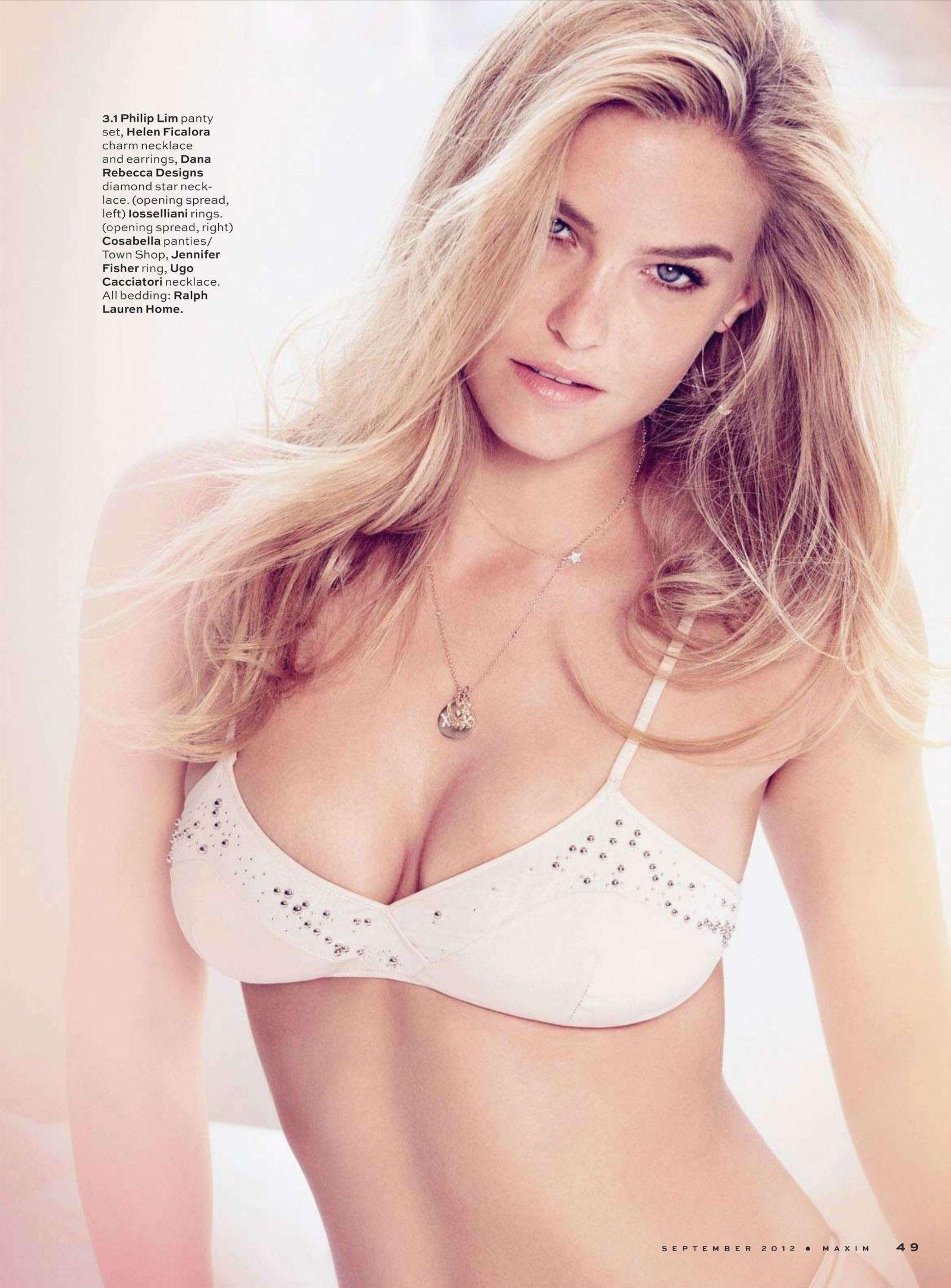 Bar Refaeli – Maxim Magazine (September 2012) | Bar refaeli, Supermodels, Maxim magazine