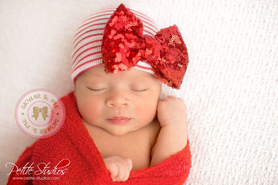 e36e83db73f1a Christmas baby girl Newborn Christmas baby girl by SkylarnMe | Baby ...