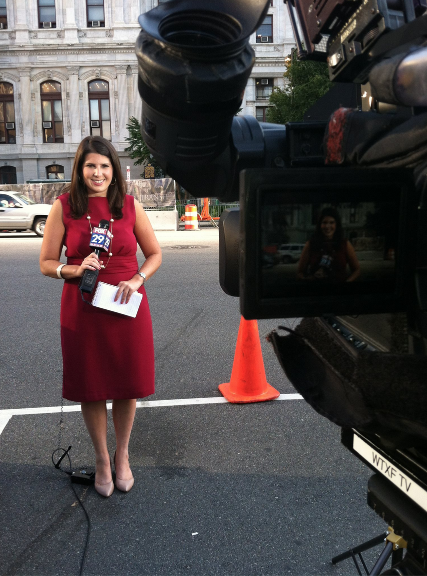 15 Things I Wish I Knew Before I Became a TV News Reporter