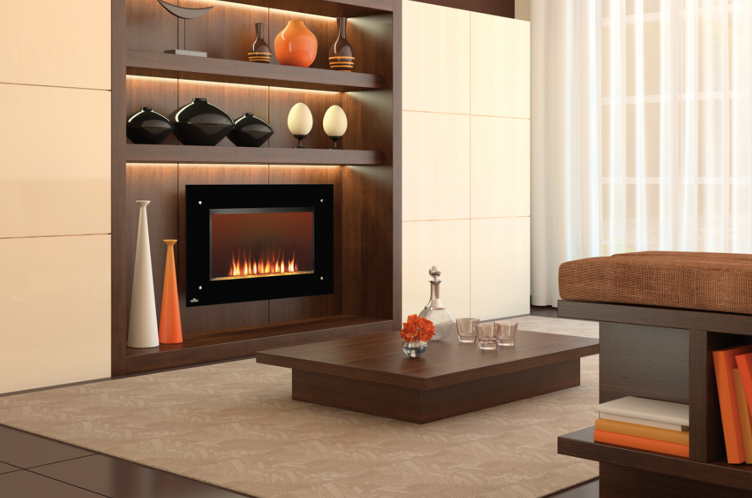 39 25 Quot Dzonlic Electric Wall Fireplace In 2019 Funky