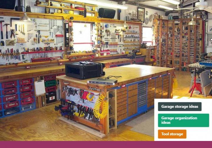 Garage Storage Solutions Wall Spaces And Gladiator Garage
