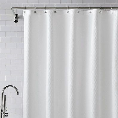 Lamont Home Diamond Matelasse 72 Inch X 96 Inch Extra Long Shower Curtain In Curtains Shower Curtain Extra