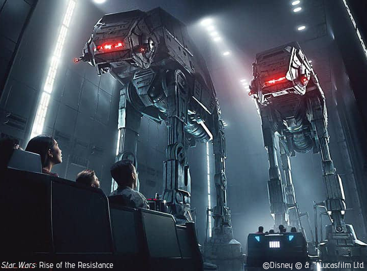 Star Wars: Galaxy's Edge Walt Disney World