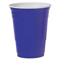 Blue Solo Cups Plastic Party Cups Wedding Solo Cups Custom Printed Cups