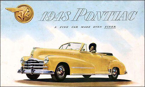 pontiac 1948 70th bday pinterest cars vintage cars and 1937 Pontiac Convertible pontiac 1948
