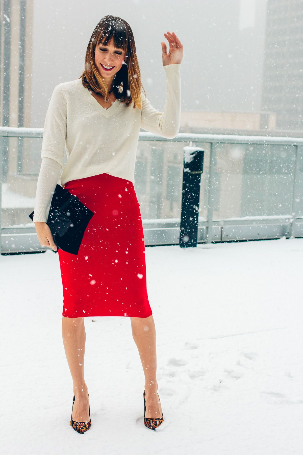 Holiday Style For Tea At The Drake Hotel The Fox She Fashion Blog Work Party Outfits Casual Party Outfit Christmas Outfit Casual