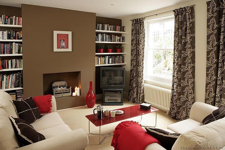 1000 images about salon lounge on pinterest - Peinture Salon Beige Et Marron