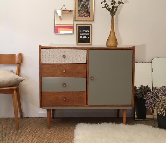 vente de meubles vintage restaurs mobilier annes 50 annes 60 et design scandinave - Meuble Vintage Nantes