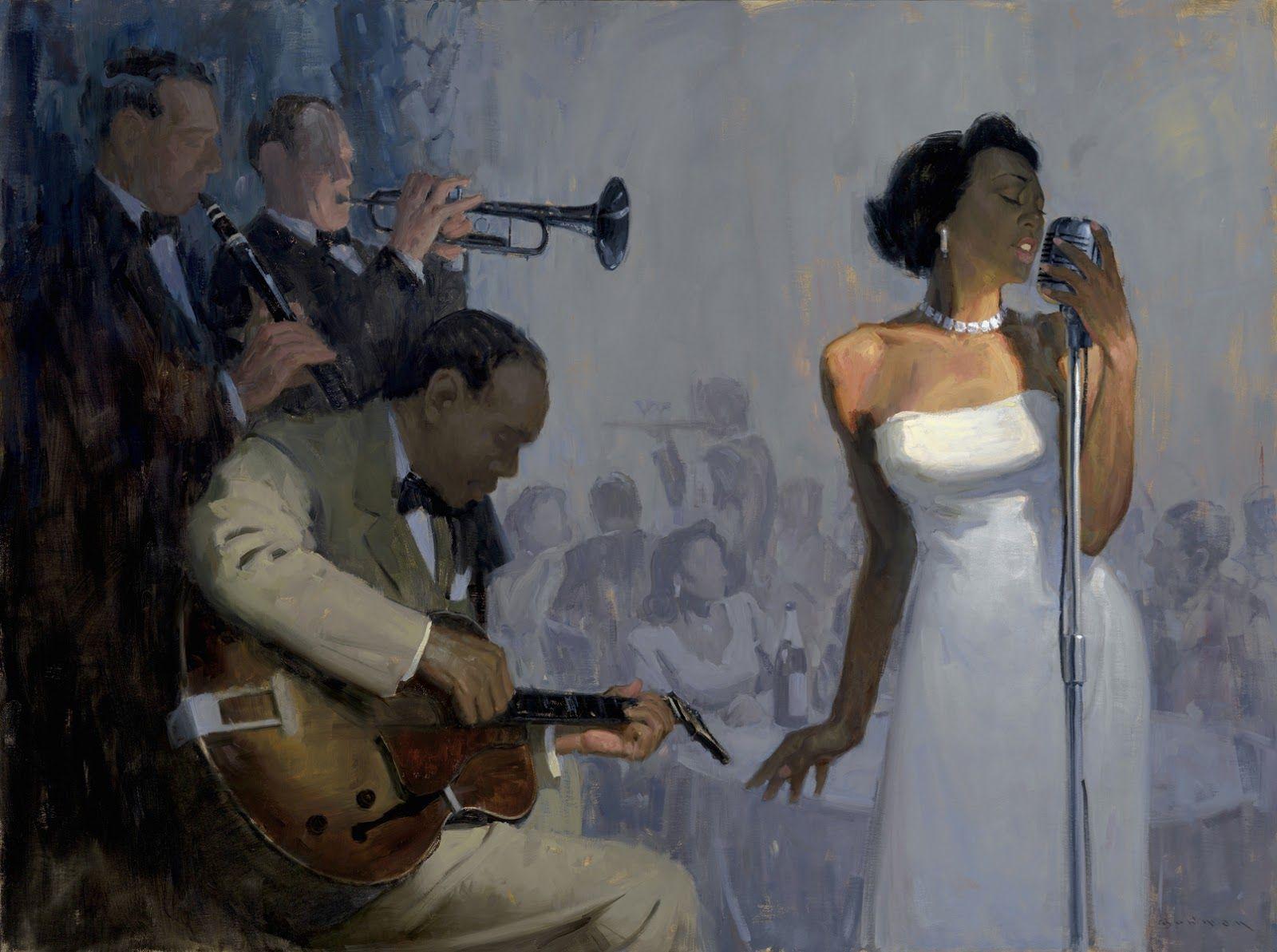 поверить, картинки в стиле джаз и блюз наверняка для всех