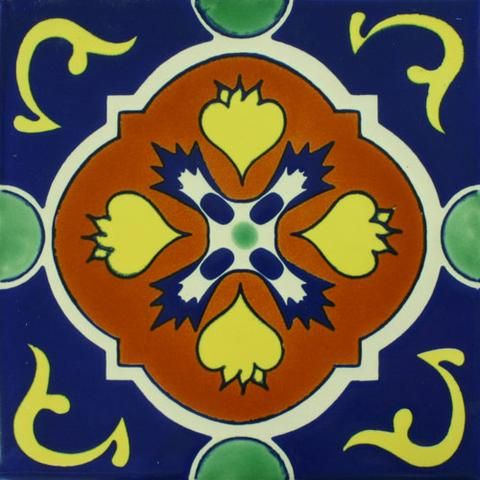 Decorative Mexican Tiles Stunning Especial Ceramic Decorative Mexican Tile  Dolores  Decoração 2 Decorating Inspiration