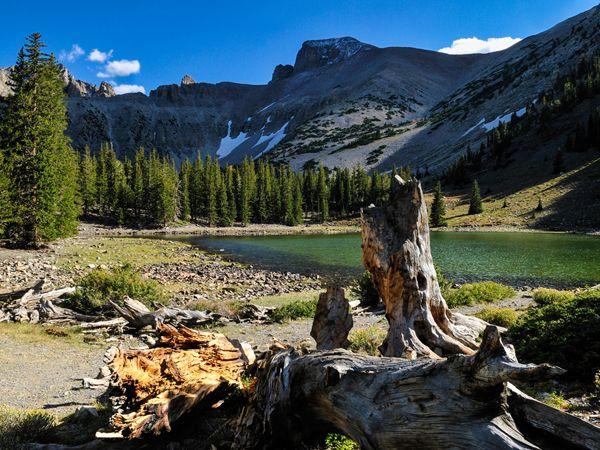 Picture of Teresa Lake in Great Basin National Park, Nevada