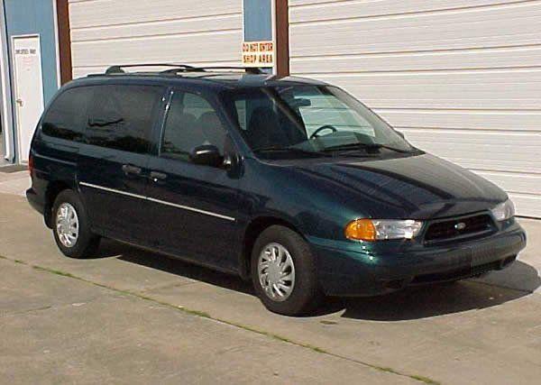 manual del usuario ford windstar 1995 1998 cosas para comprar rh pinterest com 1998 ford windstar repair manual free download 1998 ford windstar service manual