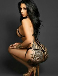 Big Booty And Tattoos