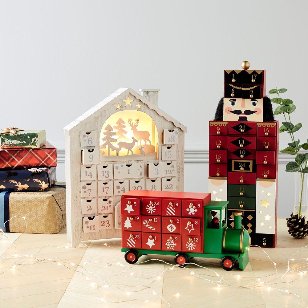 100 Options Incroyables De Deco De Noel Gifi A Bas Prix Christmas Traditions Christmas Cover Advent Calendar