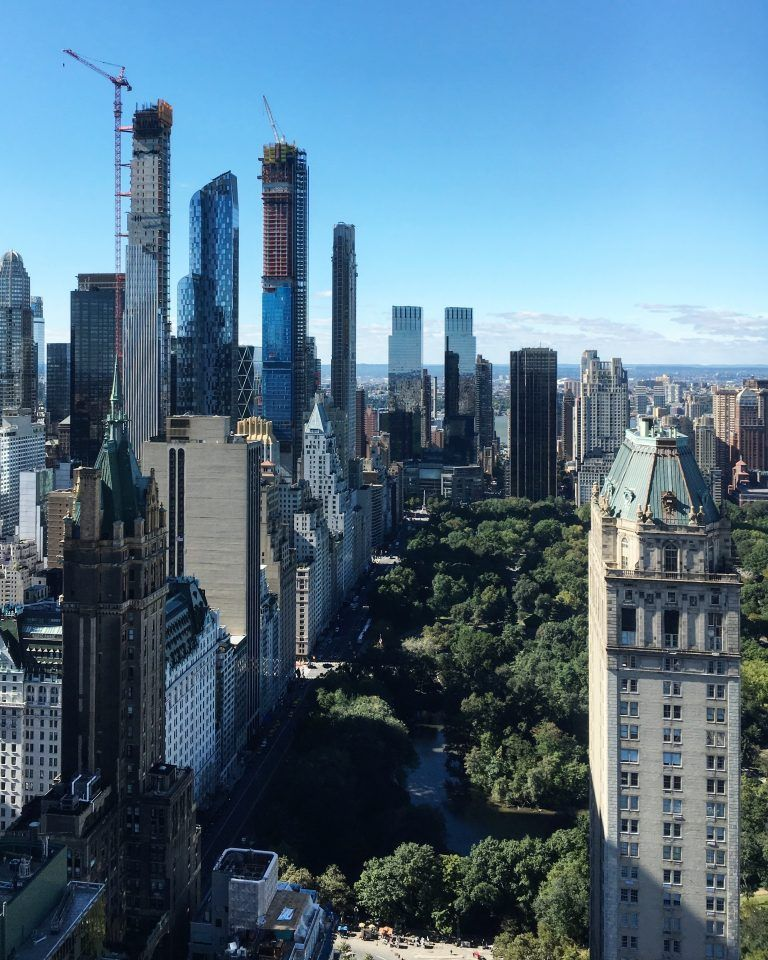 Manhattan To New York City: Sales Launch For Extell's Central Park Tower At 217 West