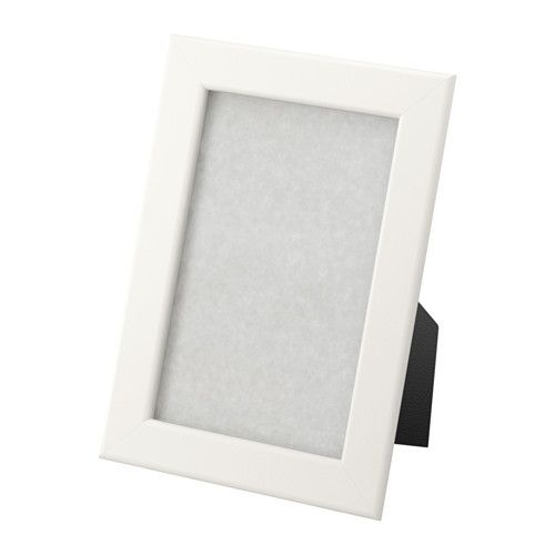 FISKBO Frame White 10x15 cm | Spaces, Ikea shopping and Loft kitchen
