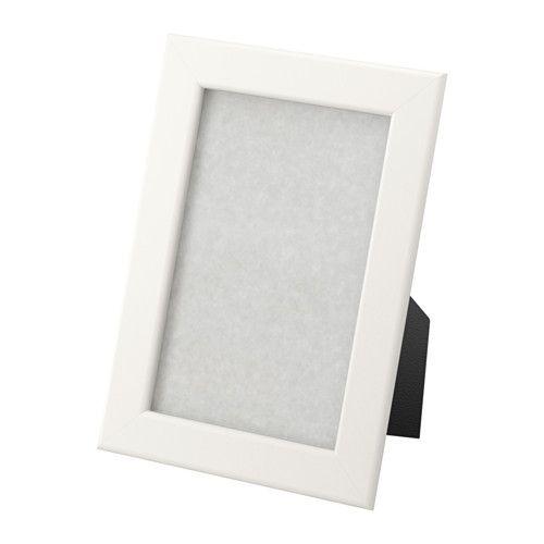 FISKBO Frame, white | IKEA Shopping List | Pinterest | Ikea, Frame ...