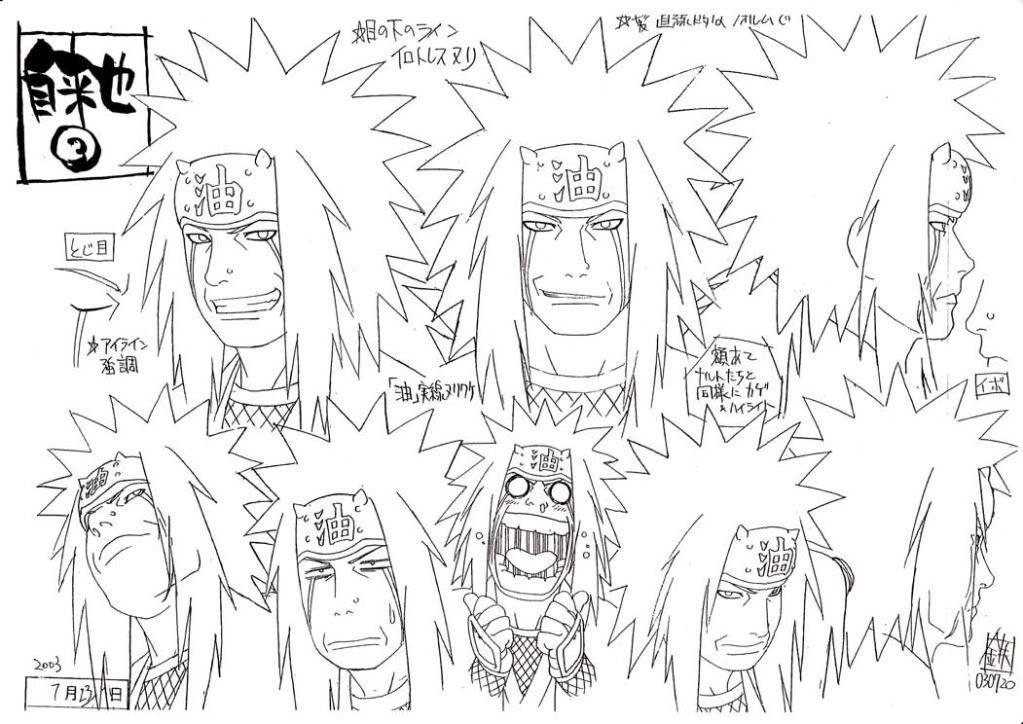 Naruto Character Design Sheet : Kiraya photo naruto shippuuden character sheets page