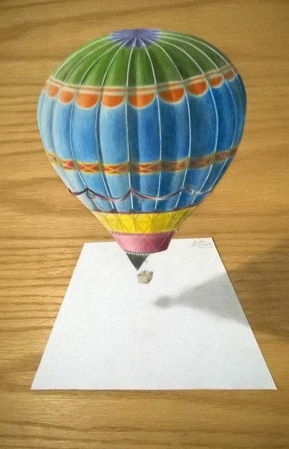 Balão 3D