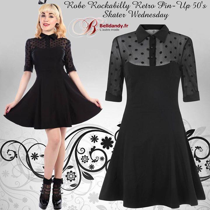 La petite robe noire pour qui