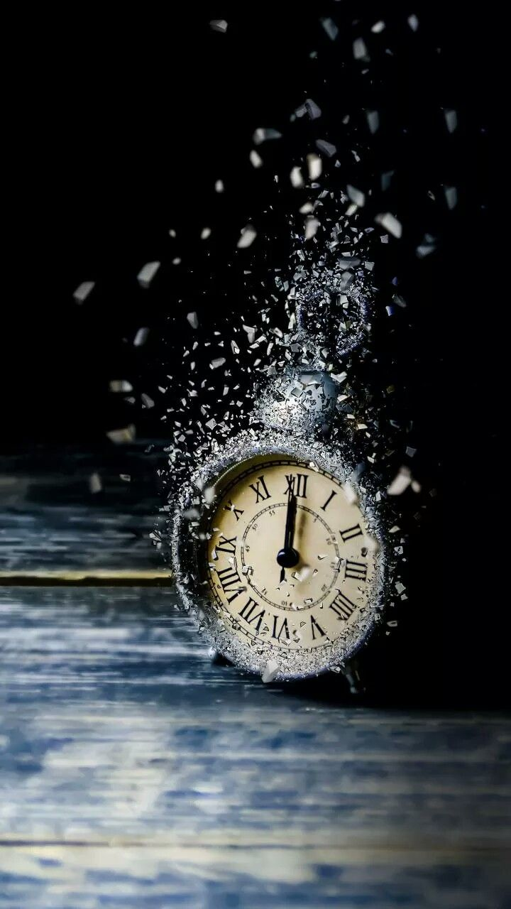GRS says: The realization that Time is Eternal maybe? | Fekete ...