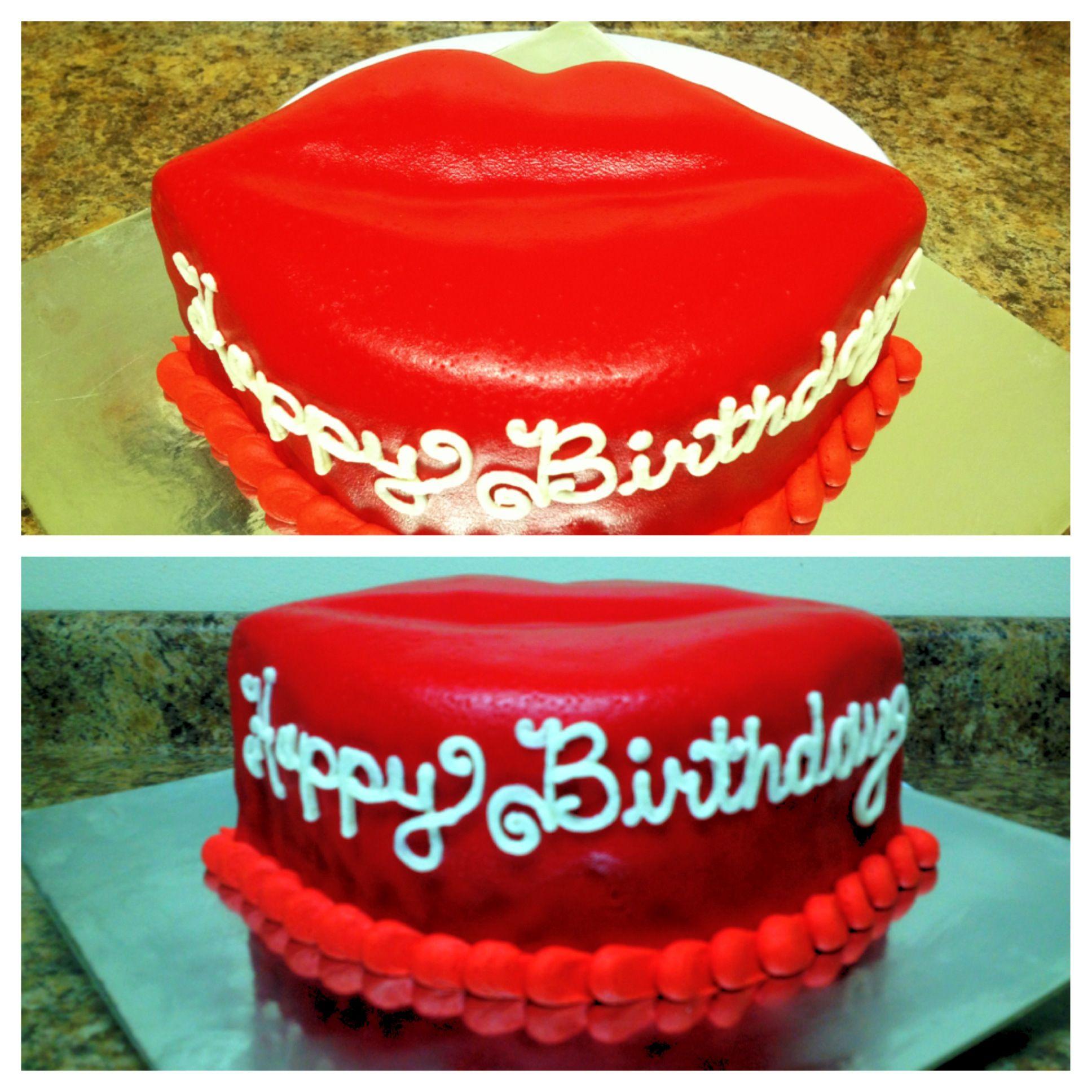 Lips Cake Cake Dulces Creations Pinterest Lips Cake And Cake