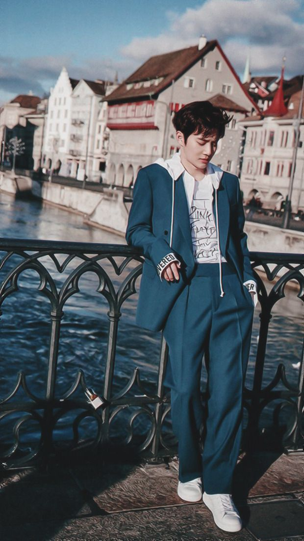 Suho Wallpaper Exo Suho Exo Kpop Exo Exo Fashion