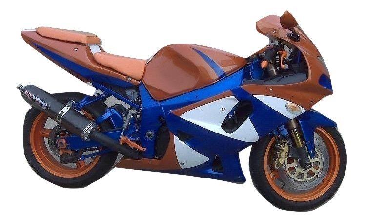 00 01 02 03 Suzuki GSXR 600/750/1000 Motorcycle Seat Cover