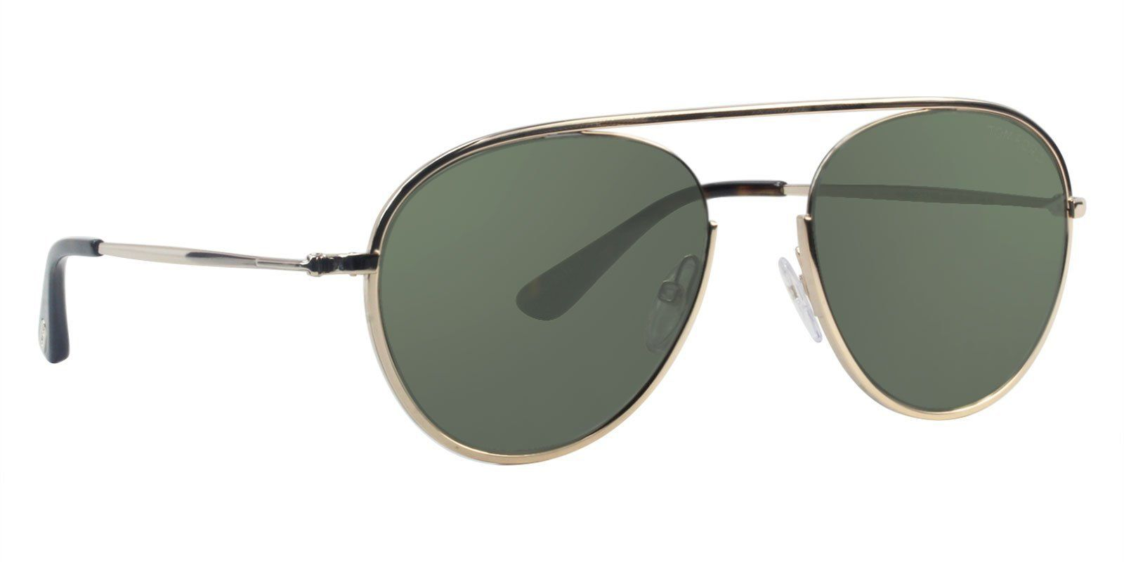 ca372f3680 Tom Ford - Keith-02 Gold - Green-sunglasses-Designer Eyes