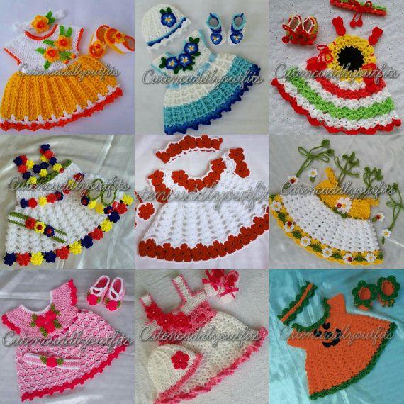 Crochet Pattern Crochet patterns Crochet by CutenCuddlyOutfits ...