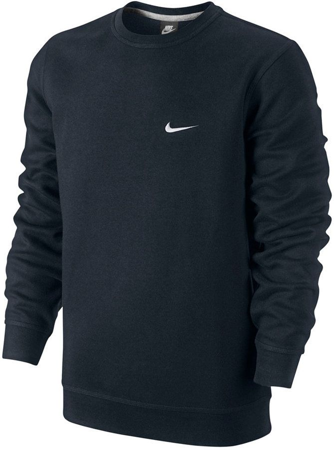nike classic pullover