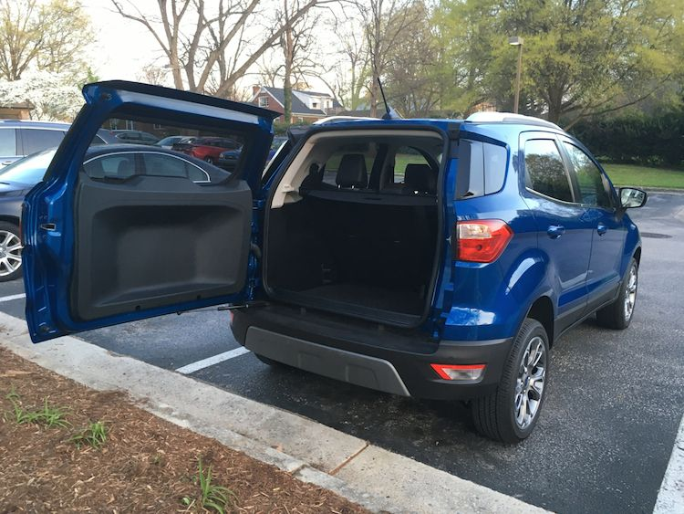The Ford Ecosport Is A Subcompact Suv It Is The Newest And Smallest Utility Vehicle In The Ford Product Line Imported Ford Ecosport Subcompact Suv Subcompact