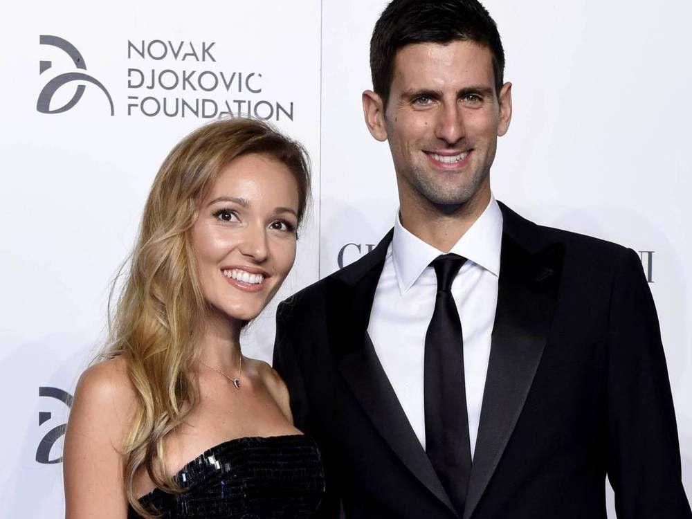 Ein Tochterchen Fur Novak Djokovic Trend Magazin Zweites Kind Novak Djokovic Kinder
