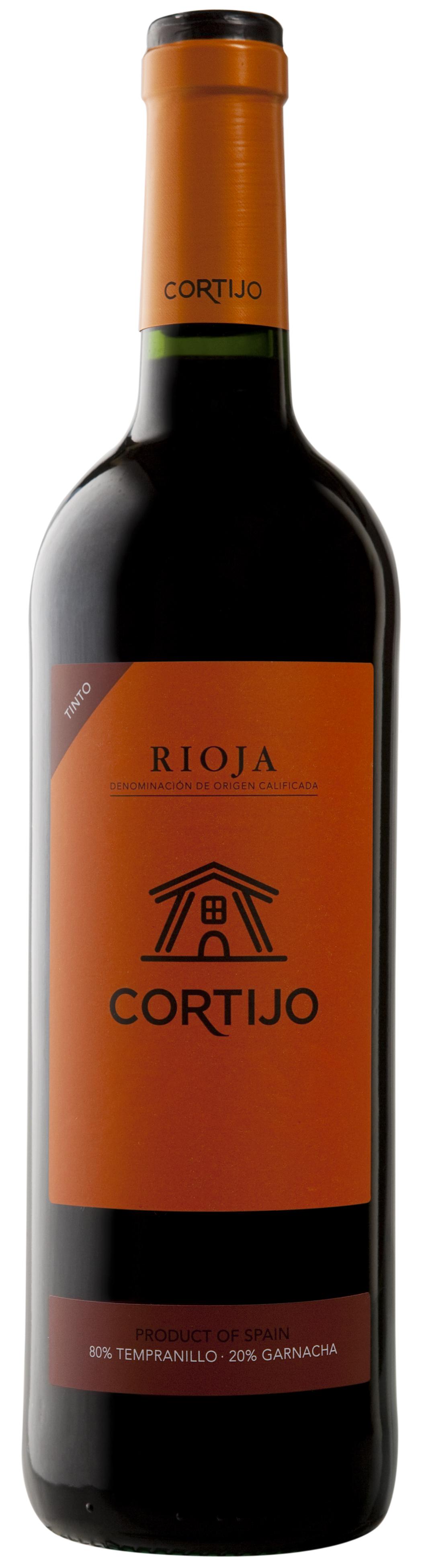 Cortijo Rioja Tinto 2010 1 50l 16 Botellas De Vino Vino Rioja Vino