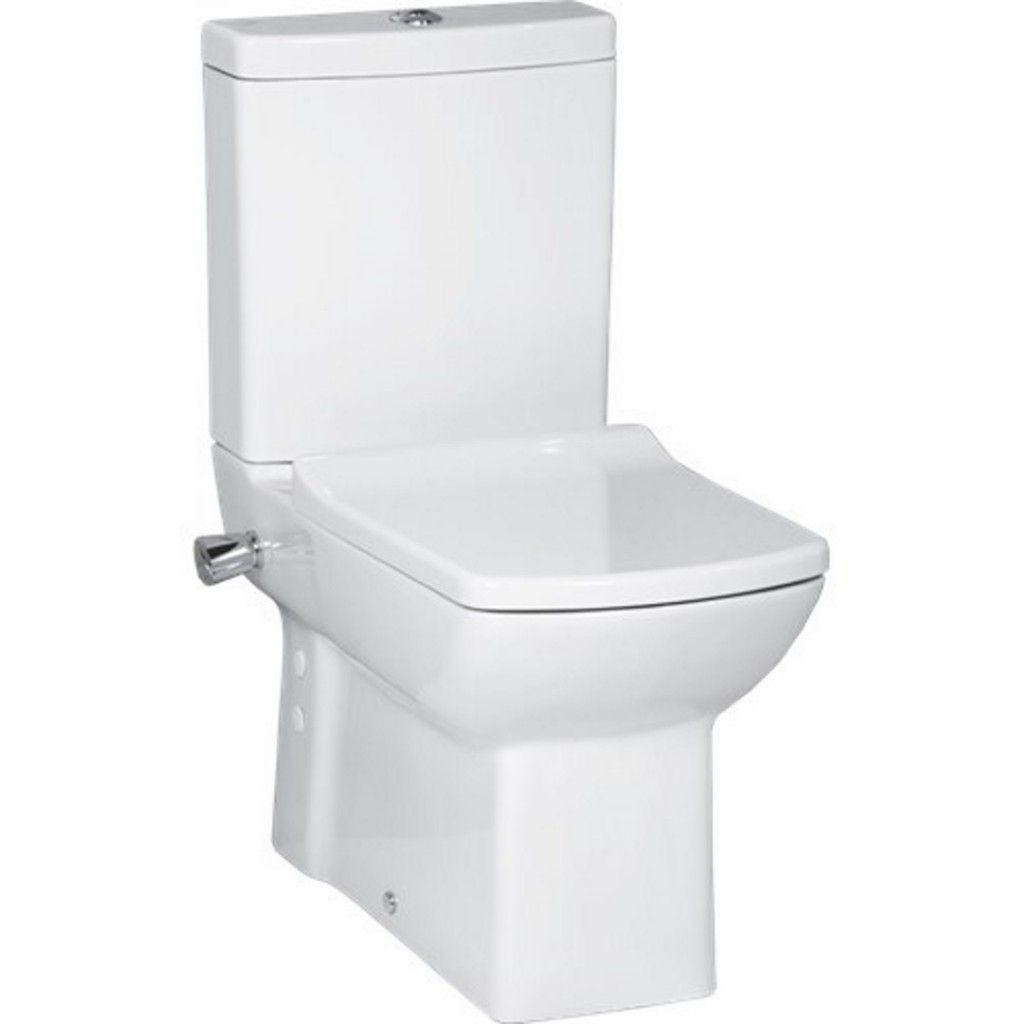 Outstanding Creavit Lara Close Coupled Back To Wall Combined Bidet With Dailytribune Chair Design For Home Dailytribuneorg
