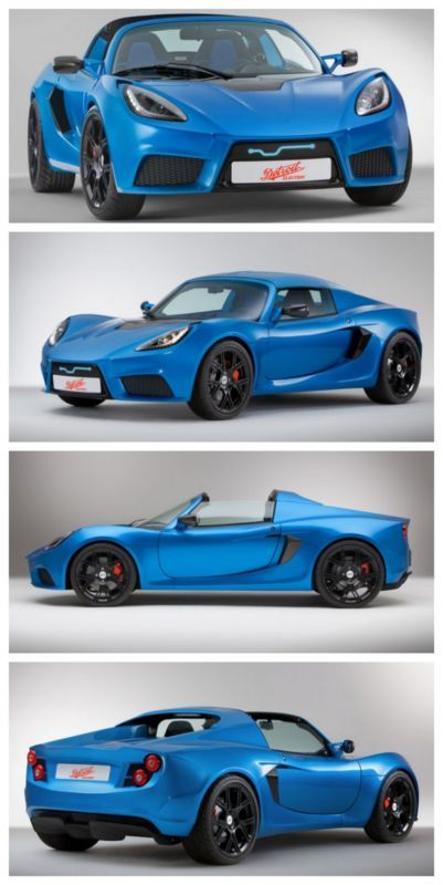 Detroit Electric ----The Detroit Electric SP-01 claims to be the world's fastest pure electric car. American made, beautifully designed, we're still unsure of a production date after a lot of speculation in the press over it all being 'smoke and mirrors'.