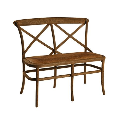 Gaston Bench - Harvest Furniture