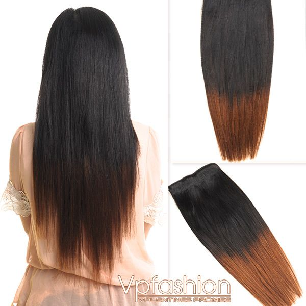 Clip in natural ombre hair extensions black to bronzed brown clip in natural ombre hair extensions black to bronzed brown hair weave wide pmusecretfo Choice Image
