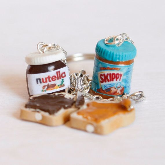 Pin By Mocking Jay On Saving Money Miniature Food Clay Food Nutella
