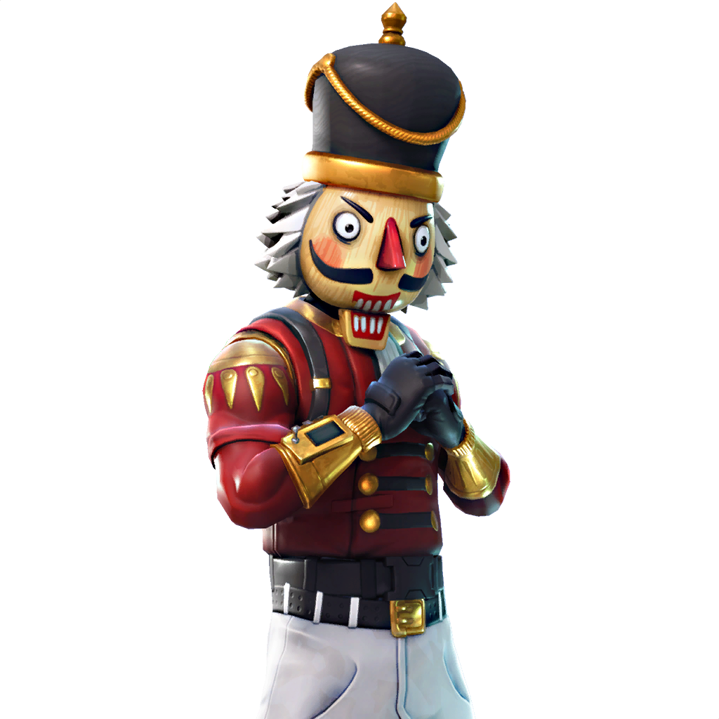 Crackshot (Featured) Fortnite, Figurines, Battle