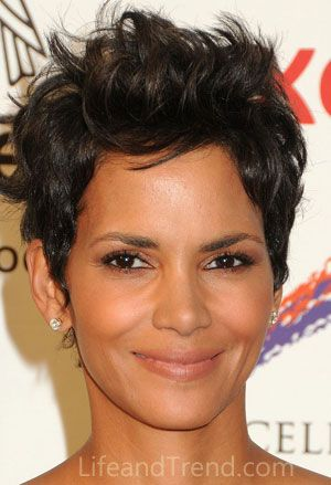 Halle Berry Hairstyles Short Hair Halle Berry Hair Hairstyles