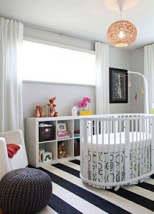 GroBartig Kinderzimmer Gestalten U2013 20 Bunte Und Süße Deko Ideen Mit Streifen #bunte  #gestalten #