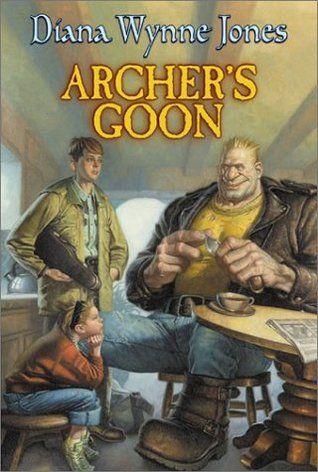 Archer's Goon by Diana Wynne Jones http://www.bookscrolling.com/award-winning-science-fiction-fantasy-books-1985/
