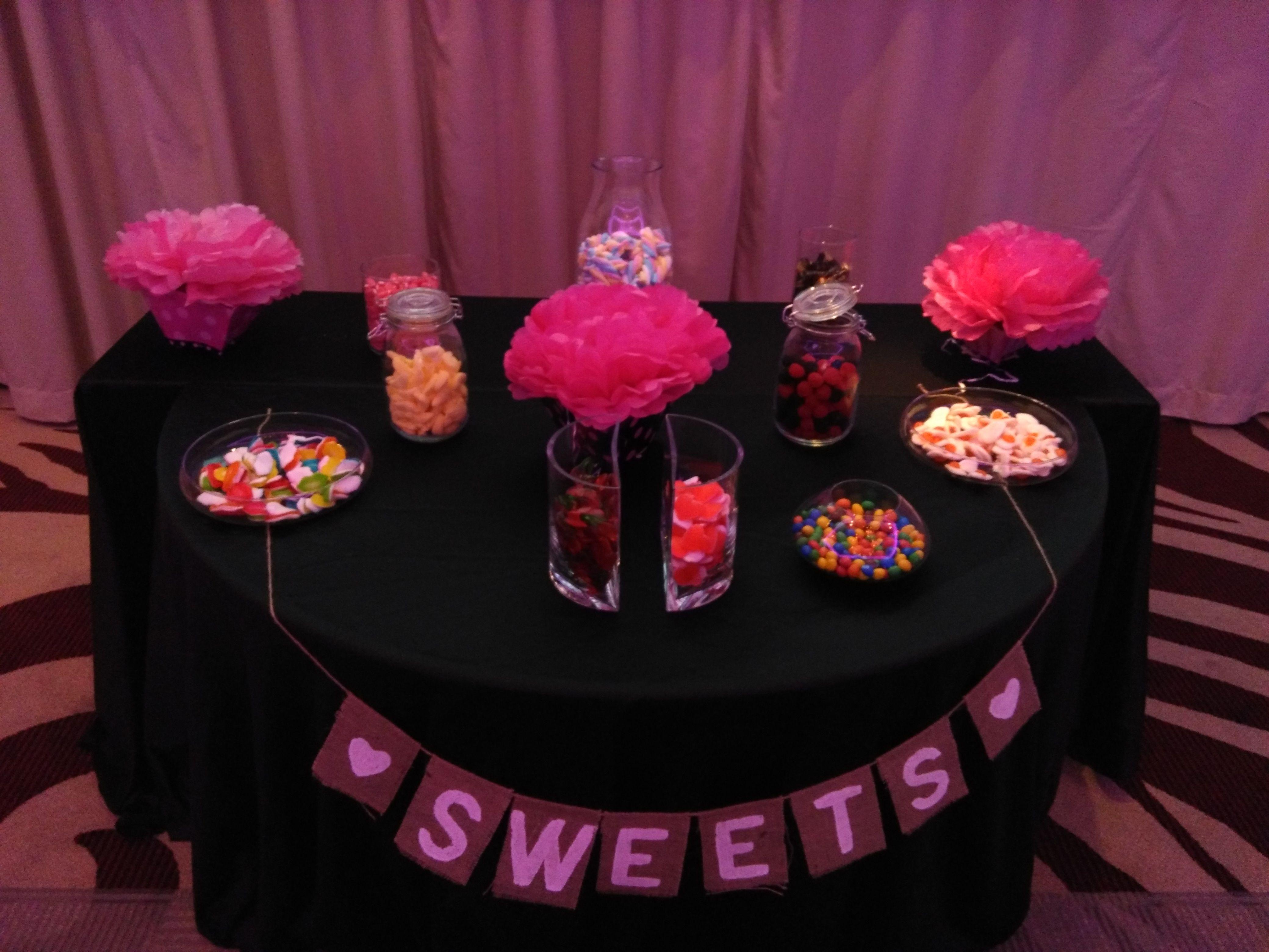 Sweets Table | Mesa de doces