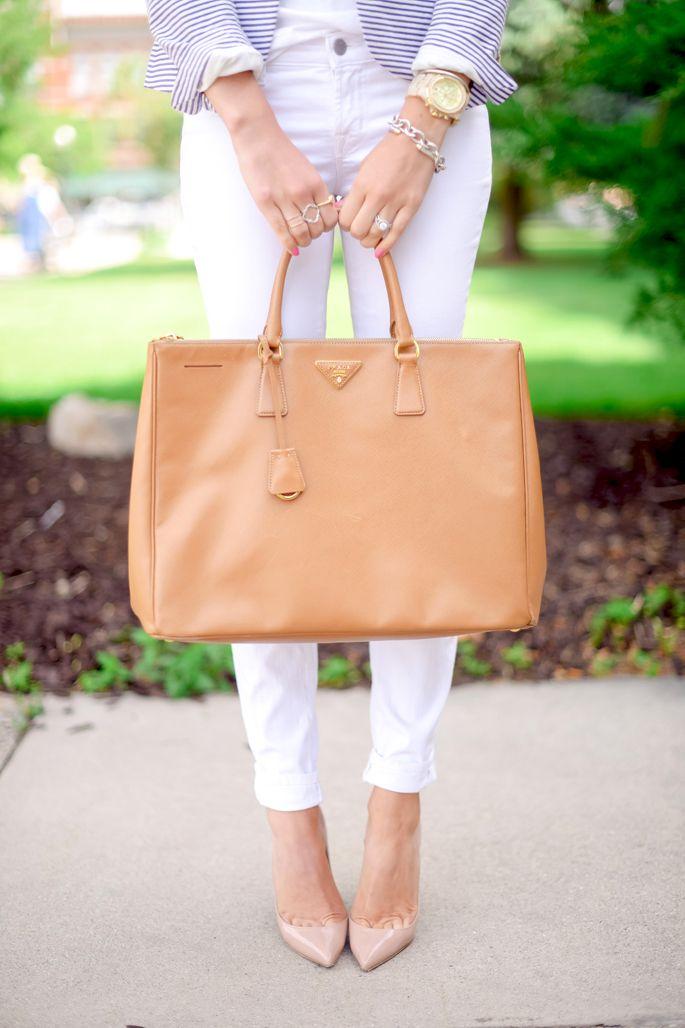 626fbae6c718 Polished… | * S t y l e . F i l e s * | Fashion, Prada tote bag ...