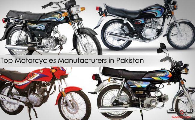Honda Motorcycle Manufacturer
