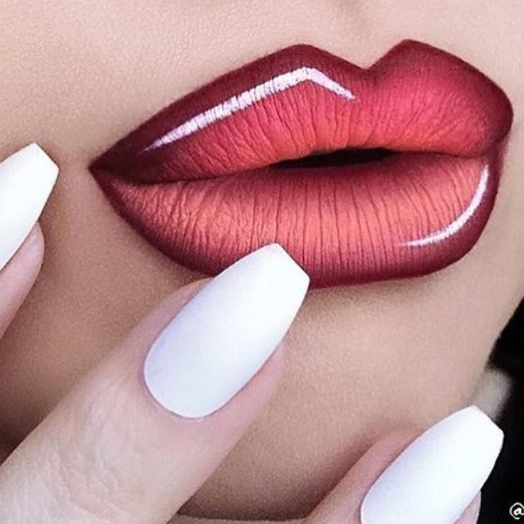 Fakeupfix On Instagram Lip Art By Depechegurl Fakeupfix Lip Art Lip Art Makeup Lip Designs