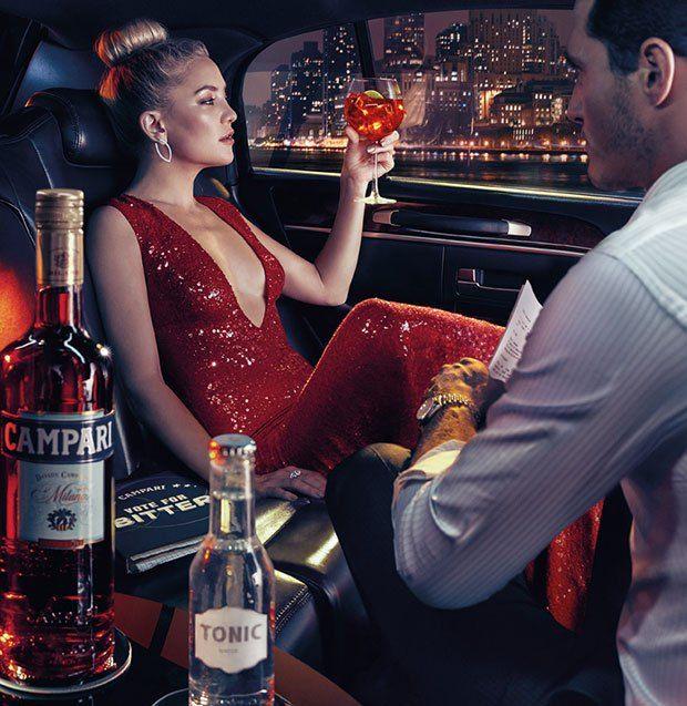 Kate Hudson es la protagonista del Calendario Campari 2016   SoyRural.es